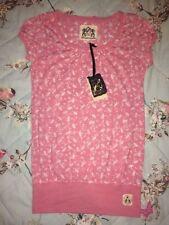 Cotton Blend Animal Print Regular Size T-Shirts for Women