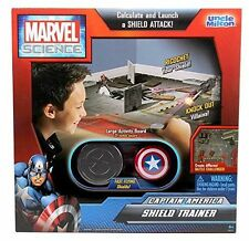 NEW Uncle Milton Captain America Shield Trainer Marvel Science Kit Toy Ages 6+