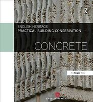 Concrete, Hardcover by English Heritage (COR), Brand New, Free P&P in the UK