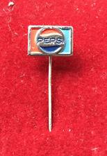 PEPSI Cola soda drink logo, antique vintage pin, badge