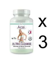 3x Detox Cleanse Diet Pills Stomach Oxy Cleanser Weight Loss Bloating Parasite