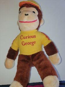 Vintage Knickerbocker Toys Curious George Plush 80s?