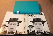 KEATON: THE SILENT FEATURES CLOSE UP 1977 first edition hc dj