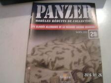 *** Panzer modèles réduits de collection n°29 1 pz Div LSSAH Sd Kfz 233 Anzio