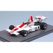 HILL GH1 T.BRISE 1975 N.23 6th SWEDISH GP 1:43 Spark Model Formula 1 Die Cast