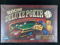 Parker Brothers - 2005 Yahtzee Deluxe Poker - Poker Game P1