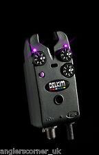 Delkim Tx-i Plus Electronic Bite Alarm - Purple / TXI Indicator / Carp Fishing