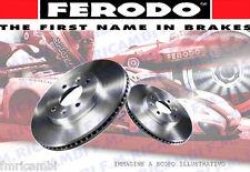 DDF1298 DISCHI FRENO ANTERIORI FIAT GRANDE PUNTO 1.4T-JET, 1.9MJT DAL 2005 >