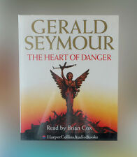 the Heart of Danger di Gerald Seymour - AUDIOLIBRO - libri su nastro