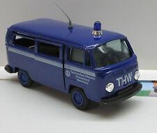 Gama:   VW T2 Bus, THW OV Manheim (886
