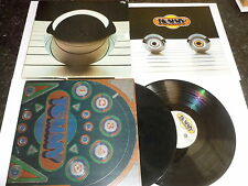 THE WHO / LONDON SYMPHONY ORCHESTRA - Tommy - Rare 1972 UK 24-track double LP