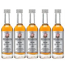 Reunion Platinum Rum 10YO 1x5cl VIP Exclusive Miniature Private Selection