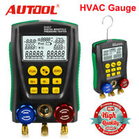 Kühlung Digital Klimaanlagen Meter HLKK Vakuum Druck Temperatur lecksuchgeräte