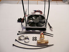 New Motorcycle Dirt bike Cooling Fan Kit KTM EXC  CRF YZF KXF RMZ SX MX