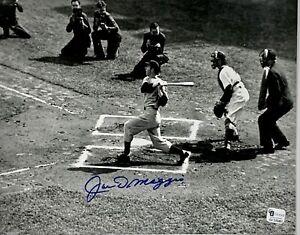 Joe DiMaggio New York Yankees Signed 8x10 Photo Autographed Auto COA