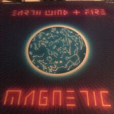 "EARTH, WIND & FIRE - MAGNETIC - 12"" VINYL PROMO 1983 - PIC COV 1ST PRESS MINT"