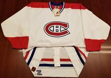 Montreal Canadiens Vintage Starter Pro Authentic Jersey