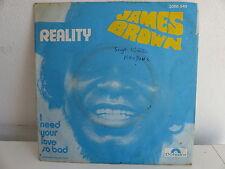 JAMES BROWN Reality 2066540