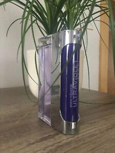 Parfum Paco Rabanne Ultraviolet Man EDT neuwertig ca. 95 ml Parfüm Herren