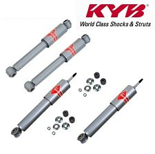 Front & Rear Left and Right Shock Absorbers KYB KIT for Nissan Xterra Frontier