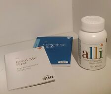 Alli Orlistat 60 mg Weight Loss Aid Supplement 120 Capsules Exp. 02/22⚖💥 No Box