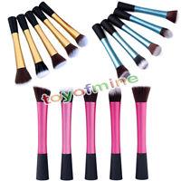 Cosmétiques Stipple fibre Fond de Teint Poudre Blush outil Pinceau de maquillage