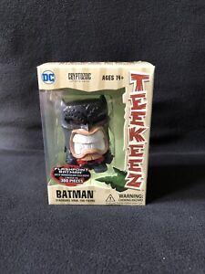 WonderCon 2019 Teekeez Flashpoint Batman Cryptozoic DC Limited 300 Near Mint Box