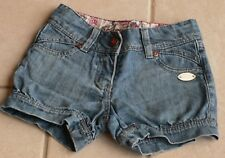 2405 - Short jean 3 ans SERGENT MAJOR