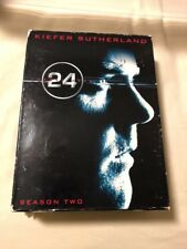 24: Season Two DVD Complete 7 Disc Set