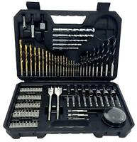 2608594070 Professional Titanium Drill And Screwdriving Set - 103 Piece
