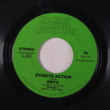 ONYX: Evasive Action / I Could Really Make You Happy Girl 45 (plays VG+, origin