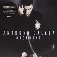 Anthony Callea - Backbone [New & Sealed] CD