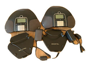2x Konftel 300Wx Konferenztelefon Spinne.
