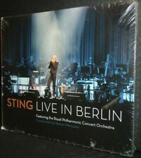 Sting - Sting: Live In Berlin [Digipak] [With DVD] [New CD] With DVD, Digipack P