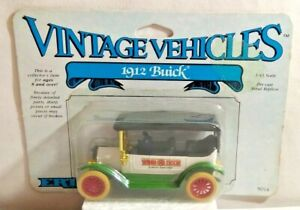 ERTL VINTAGE VEHICLES 1:43 SCALE 1912 BUICK WINN DIXIE - #9016 - FACTORY SEALED