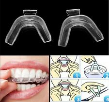 Mouth Teeth Dental Tray Thermoform Moldable Tooth Whitening Guard Whitener Hot