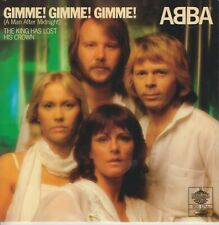 "Abba 7"" coloured vinyl single Gimme! Gimme! Gimme! (A Man After Midnight) 2019"