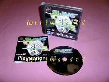 Ps1 _ APERTURA TOTAL mindcontrol _ PRIMA EDIZIONE OTTIME CONDIZIONI _ 1000 giochi nel negozio
