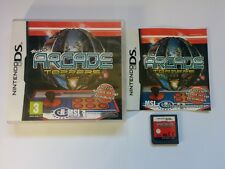 Retro Arcade Toppers - Nintendo DS Game - RARE - 2DS 3DS DSi - Free, Fast P&P!