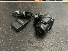 Nikon COOLPIX P90 12.1 MP Digital Camera Tested with Battery and Charger