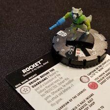 ROCKET - 009 - Common Figure Heroclix Avengers Infinity Set #9