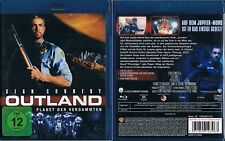 OUTLAND - PLANET DER VERDAMMTEN --- Blu-ray --- Klassiker --- Sean Connery ---