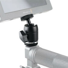 SmallRig Ball Head Monitor Holder with Cold Shoe Mount for Video Camera FlashLED