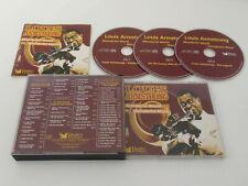 Louis Armstrong - Wonderful World Musique / Laz 072117 3XCD Box