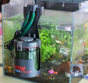 aquarium filter fish tank water purifier external wall-mounted bucket mute 40/60