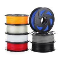 330M/Roll 1KG 1.75mm 3D Printer PLA Filament For Mendel Printrbot Reprap Prusa