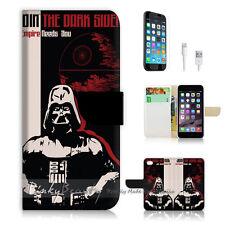 ( For iPhone 6 Plus / iPhone 6S Plus ) Case Cover Star Wars Darth Vador P1381