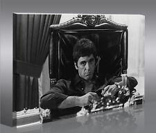 Al Pacino 1p Bild Bilder Scarface auf Leinwand Wandbild Poster