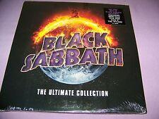 BLACK SABBATH ULTIMATE COLLECTION BEST OF 180 GRAM 4 VINYL LP SET SEALED $47.99