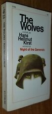 The Night of the Generals Hellmut Kirst Bantam Book ed. 1965 pb